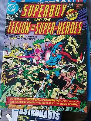 Limited Collectors EditionTreasury  #C-55 Superboy Legion of Super-heroes Hot!!!