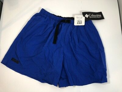 Vintage Columbia Men's Whidbey Trunk Shorts - XL