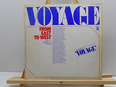 "Voyage - From East To West (12"", Promo)  2"