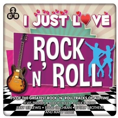 Various Artists - I Just Love Rock Aen' Roll [New CD] UK - Import