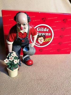 Gilde Clowns Club Comedy Collection 13,5 cm Fridolin 2006 Figur Clown