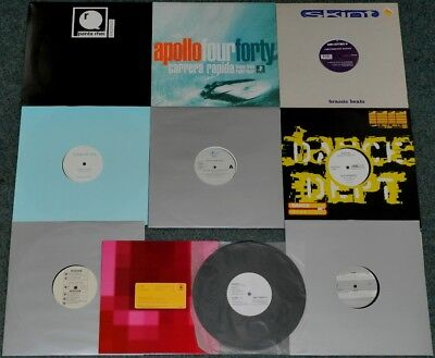 "10 x 12"" / 10"" DOWNTEMPO / BIG BEAT / IDM / ABSTRACT / TRIP-HOP**S#2 (10/17)"