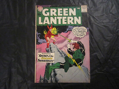 Green Lantern #2 - 1960 - 1st appearance Pie Face - VG+