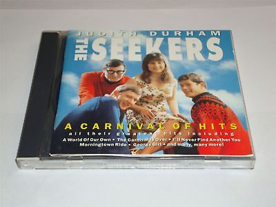 Judith Durham and The Seekers - A Carnival Of Greatest  Hits 1994 (CD Album)