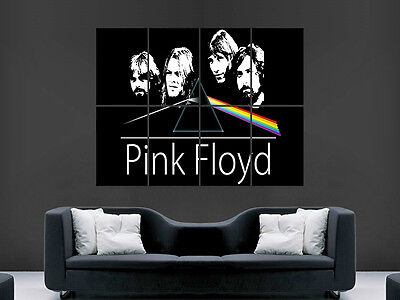 Pink Floyd Music  Huge Large Wall Art Poster Picture