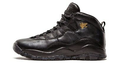 first rate 5530a 50885 New Kids Youth Nike Air Jordan 10 Retro Bg 310806 012 Sneakers-Size 4