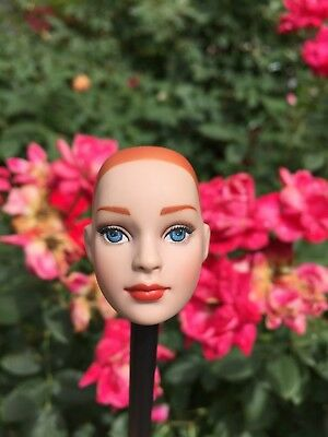 Tonner Tiny Kitty Collier Doll Head only Great for OOAK
