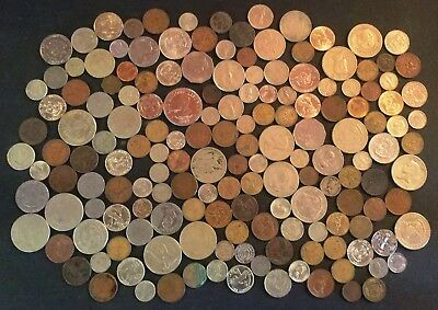 PHILIPPINES  1903 - 2002 2 POUND LBS 1c - 5 PESO MIXED COINS