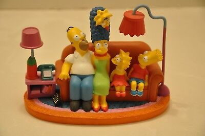 "The SIMPSONS ""COUCH CLASSIC""= 2003 COUCH GAGS SCULPTURE COLLECTION#1182"