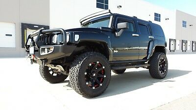 2006 Hummer H3  LIFTED, LIFT KIT 35'S, 20'' RIMS 65K, ARB WINCH BUMPER, LEATHER, RANCHO, EXHAUST