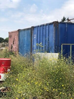 Containers 20ft x 8ft USED SHIIPING CONTAINERS