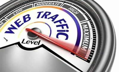 Unlimited Lifetime Traffic To 1 Website Only $8.99