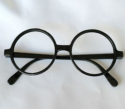 Cosplay glasses round HarryPotter Glasses Frame Ala Lei COS