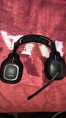Astro A50  Edition Black/Orange Headband Headsets for Multi-Platform