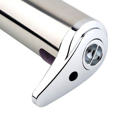Automatic Stainless Steel Hands Free IR Sensor Soap Dispenser Stand Best GIFT HM