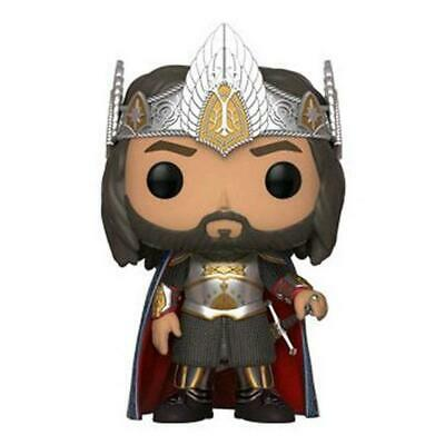 Lord of the Rings - King Aragorn Pop! - FunKo Free Shipping!