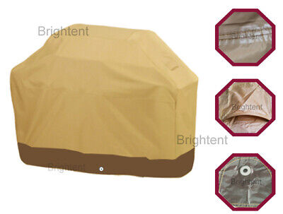 Premium Heavy Duty BBQ Cover Waterproof Barbecue Grill Smoker Protection KQ5PB