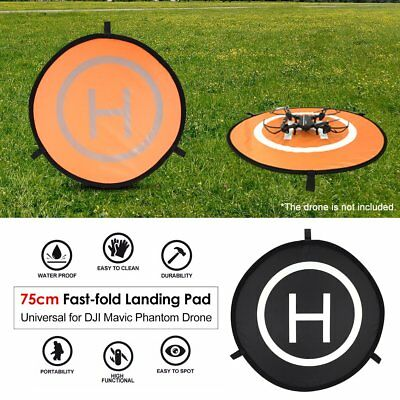 75cm Fast-fold Landing Pad Universal Parking Apron For DJI Mavic Spark Drone 1MP