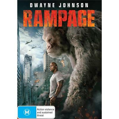 Rampage (DVD - Disc Only)
