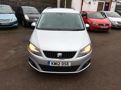 Seat Alhambra 2.0TDI DPF CR ( 140ps ) Ecomotive 2012 SE