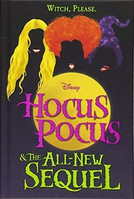 Hocus Pocus and the All-New Sequel by A W Jantha New Hardback Book