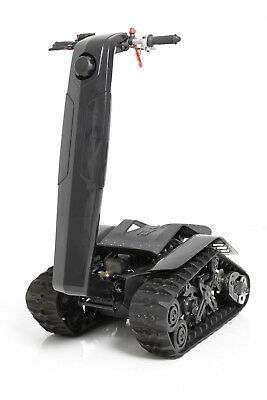 DTV Shredder Extreme All-Terrain Vehicle Combines Skateboard Jetski and ATV