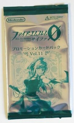 FIRE EMBLEM Cipher TCG [Tournament Promo Pack Vol.11] Promotional Cards FE0