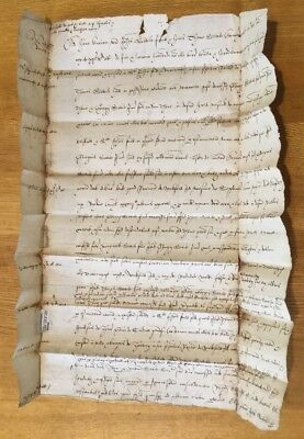 1607 - A Verdict Relating To The Manor Of Wakefield.