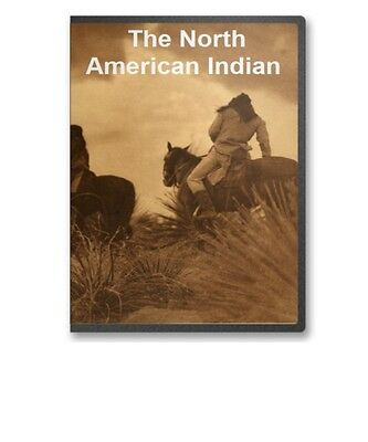2226 North American Indian Photos CD Edwin Curtis - B37