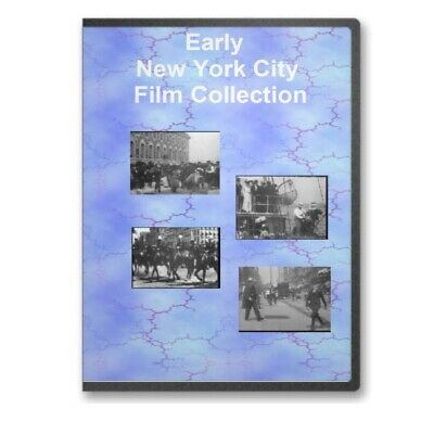 Early Films of New York City Collection 1898-1906 DVD - A329