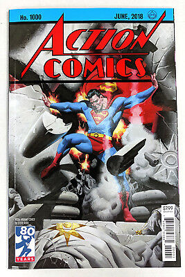 Action Comics #1000 - 1930s Variant Steve Rude - NM