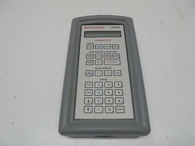 Sencore Model SL754D Channelizer Cable Tester Automatic Signal Level Meter