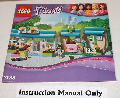 Lego Friends Instruction Manual User Manual Guide