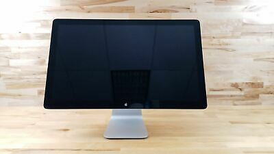 "Apple Thunderbolt display 27"" Widescreen LCD Monitor (A1407) MC914LL/B"