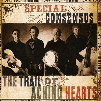 The Special Consensu - Trail of Aching Hearts [New CD]