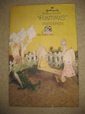 Vintage Hallmark New in Package Betsey Clark FUNTIMES Centerpiece