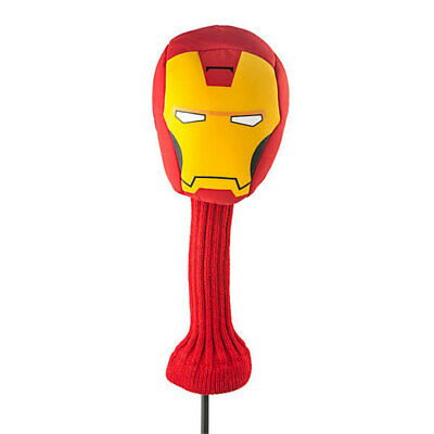 Marvel Iron Man/Superheroes 460cc Golf/Sports Club/Stick Cover/Protection/Case