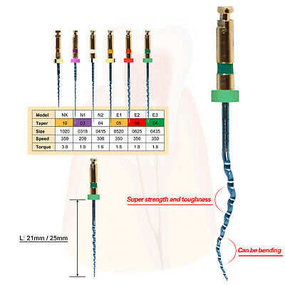 100 Pcs Disposable Dental Prophy Brush Cup Polishing Polisher 10 Mixed Types 2#
