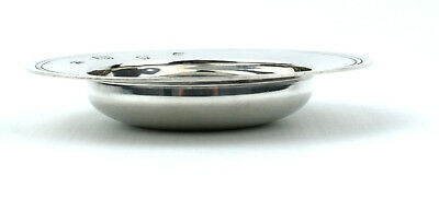 Mappin & Webb Sterling Silver Armada Dish London 1962 47 g
