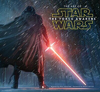 The Art of Star Wars: The Force Awakens by Lucasfilm Ltd Book The Cheap Fast