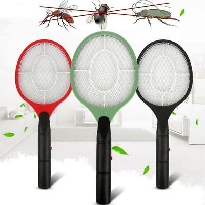Electric Tennis Racket Bug Zapper Swatter Killer Insect Mosquito Fly Handheld