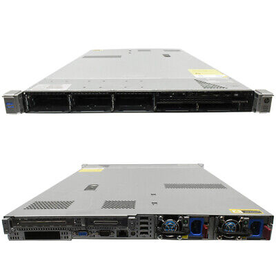 HP ProLiant DL120 G6 Server 1x XEON X3430 QC 2.40GHz 4GB RAM 1 x 250GB SATA HDD