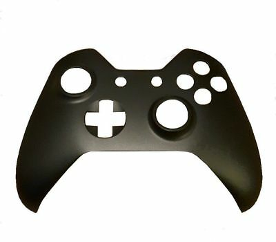 NEW Official Genuine Microsoft XBox One Controller Black Face Plate Front Shell