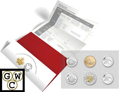 2014 Special-Edition 'Wait for me Daddy' Uncirculated P-L Mint Set (15300)
