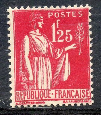 Stamp /  Timbre France Neuf Type Paix N° 370 **