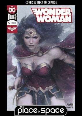 Wonder Woman, Vol. 5 #51A (Wk30)