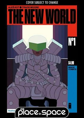 The New World #1A (Wk30)