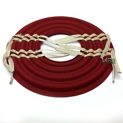 "8"" x 3"" Progressive 4 layer Red Spider Pack With Dual Flat Leads  XHDZ068-5-RD"