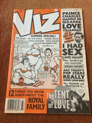 Viz Comic Issue No.37  FREE P&P UK