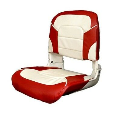 Northern Seating Boat Folding Seat 75140WR | 18 x 21 Inch (Pair)